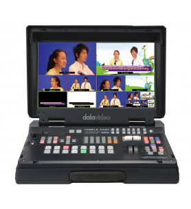 Datavideo HS-1300 6 Ch Portable Streaming Studio