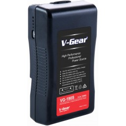 V-Gear VG-190S Hi-Performance Li-Ion Camera Battery