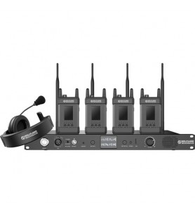 AirAV / Hollyland Syscom 1000T-AU Pro Wireless Intercom System