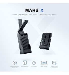 AirAV / Hollyland Mars X - Pro Wireless HDMI Video Monitoring System