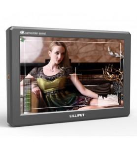 """Lilliput A8S 8.9""""Full HD 3G-SDI & HDMI Monitor with 4K HDMI Input"""