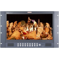 Datavideo TLM-170HR Broadcast-Grade 7U Rack LCD Monitor