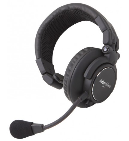 Datavideo HP-1 Professional Single-Ear Intercom Headset