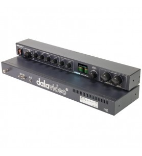 Datavieo AD-200 6-Channel Audio Delay/Mixer