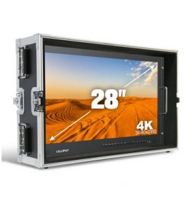 "Lilliput BM280-4K Professional 28"" 3G-SDI ,4K HDMI Broadcast Director Monitor"