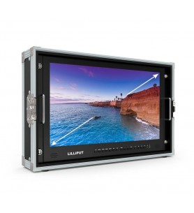 "Lilliput BM230-4K Professional 23.8"" 3G-SDI, 4K HDMI Broadcast Director Monitor"