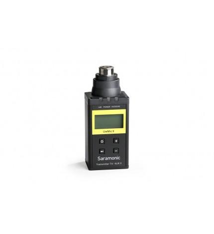 Saramonic UwMic9XLR UHF Wireless Mic System Tx