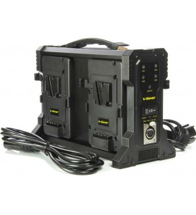 V-Gear VG-4KS Intelligent 4Ch Simultaneous V-Lock Charger