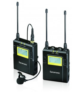 Saramonic UwMic9 Single Channel UHF Wireless Mic System