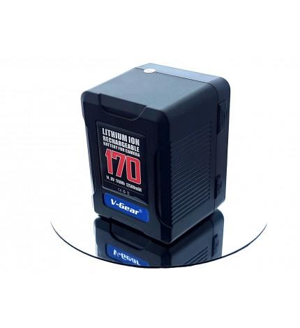 V-Gear VG-160SC Hi-Performance Compact V-Lock Battery