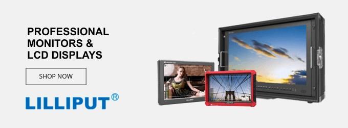Pro Monitors & Displays